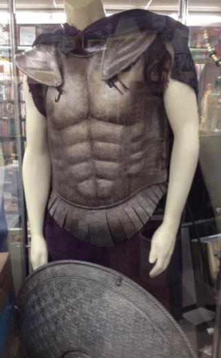Hunger Games Avox costume